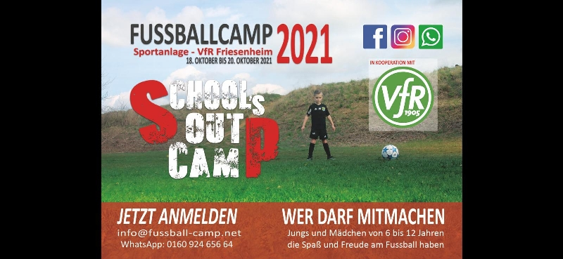 Read more about the article Fußballcamp 2021